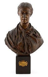 SOARES DOS REIS (1847-1889), BRITISH WOMAN