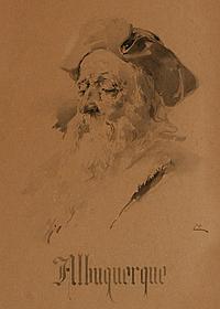 ENRIQUE CASANOVA (1850-1913), AFONSO DE ALBUQUERQUE