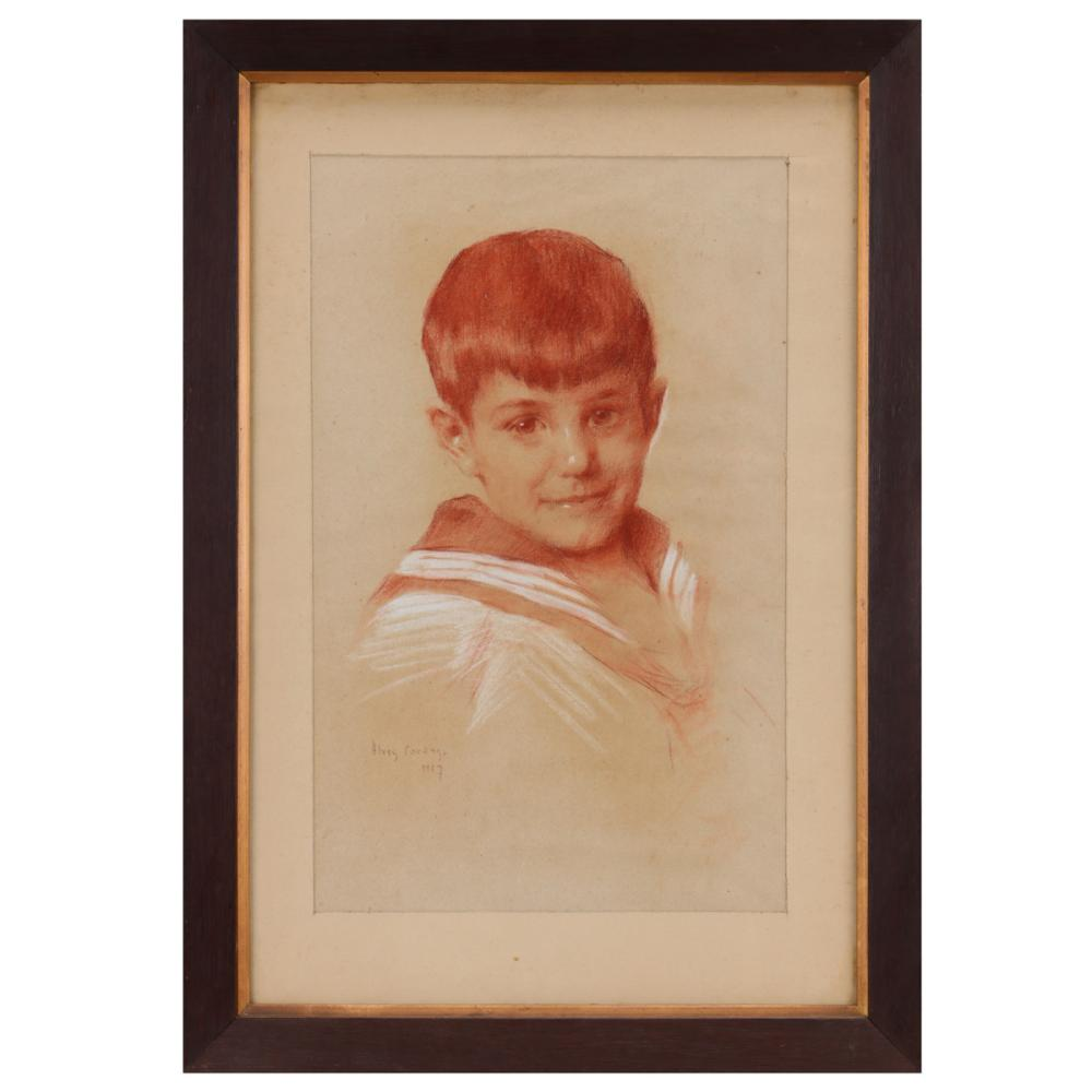 ALVES CARDOSO (1882-1930), A SAILOR