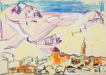 Hilde Goldschmidt, Kitzbühel