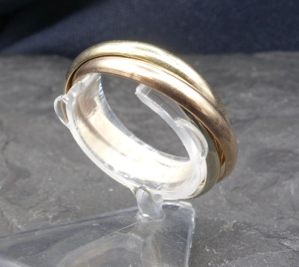 Triple ring / tricolor