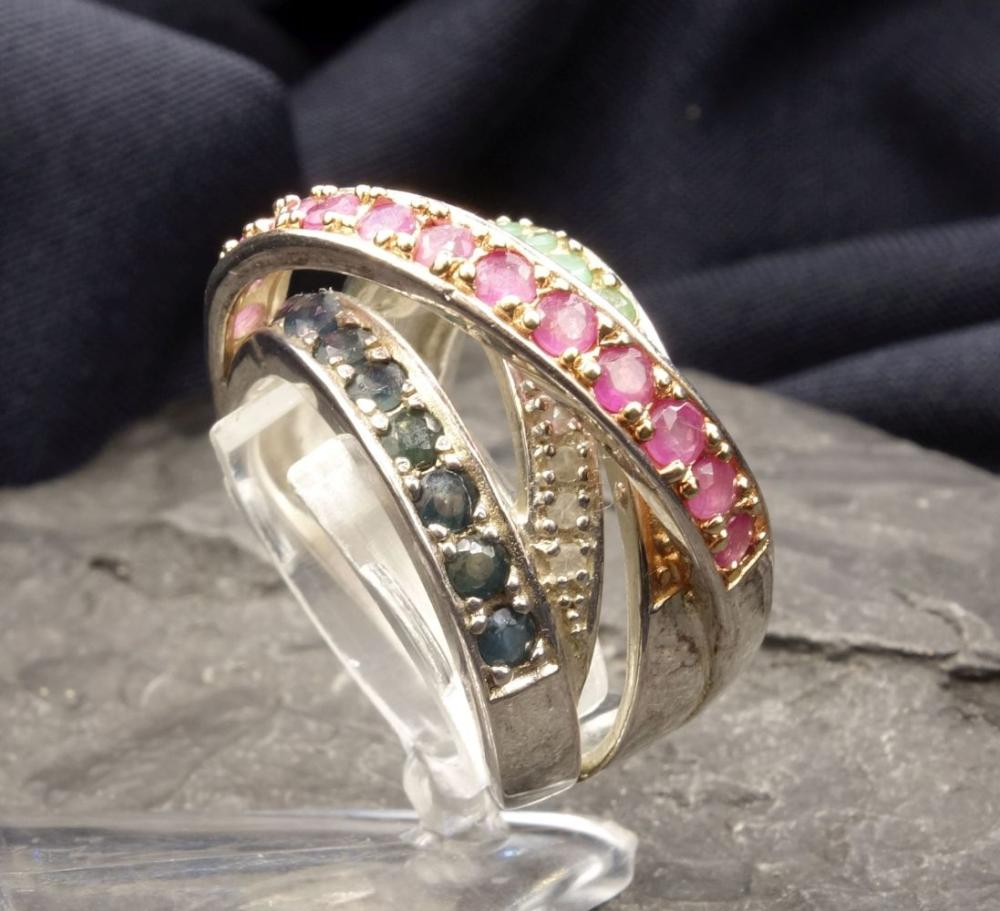 RING - 925 silver