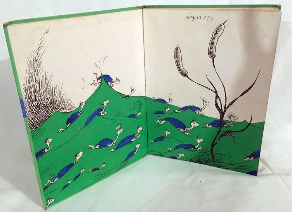 Sold Price Vintage Yertle The Turtle And Other Stories By Dr Seuss Hardcopy Invalid Date Pst Ignoring his request, yertle commands more and more turtles. vintage yertle the turtle and other stories by dr seuss hardcopy