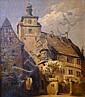 Louis Wöhner, Rothenburg ob der Tauber, Louis Wöhner, Click for value