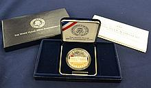 1992 White House 200th Anniversary Proof Silver Dollar