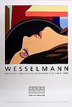 Tom Wesselmann for Hara museum Tokyo. 1990