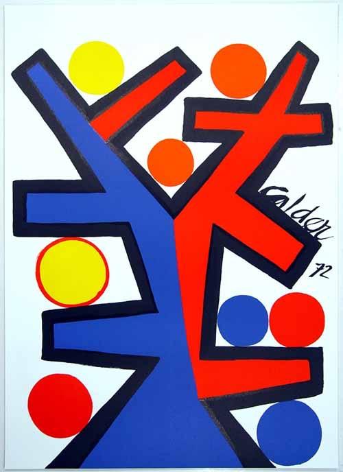 Alexander Calder. Tree