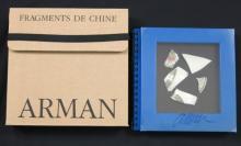 Fernandez Arman, Fragments du Chine