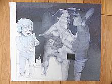Janusz Przybylski  (1937 - 1998) Bledne Kolo