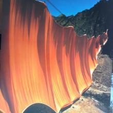Christo Valley Curtain
