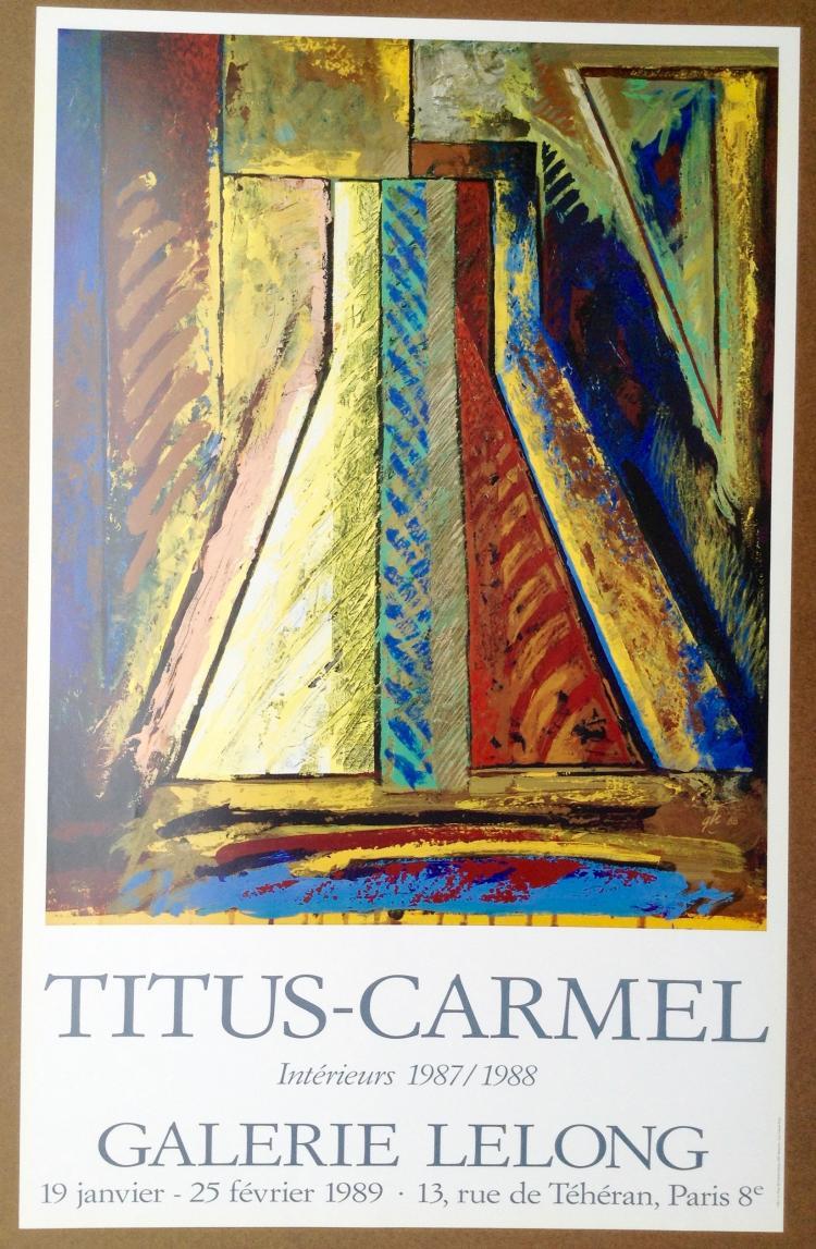 Gerard Titus-Carmel.