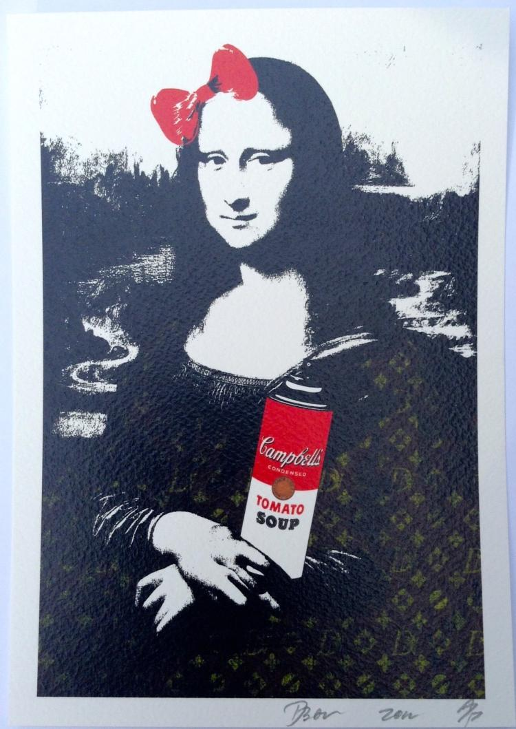 Death NYC. Mona Spray