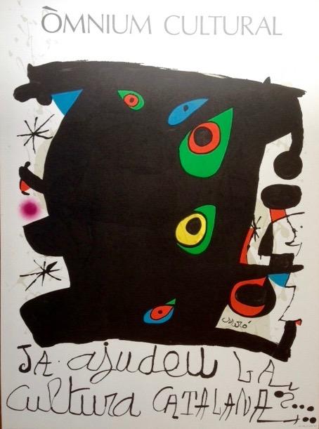 Joan Miro. Omnium Cultural