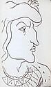 CHARLES D'ORLEANS Poèmes manuscrits et illustrés