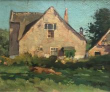 Otto Kriens (1873-1930) - Huis van de kunstenaar