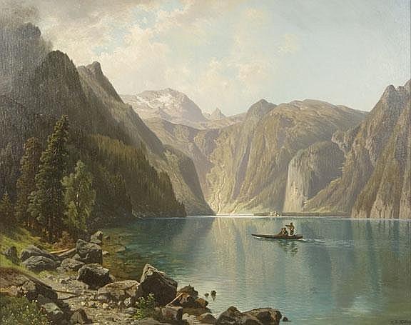THEODOR (WILHELM T.) NOCKEN (1830-1905)