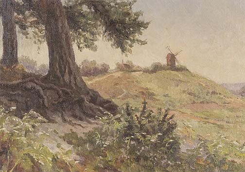 GERTRUDE SPURR CUTTS ARCA, OSA (1858-1941)