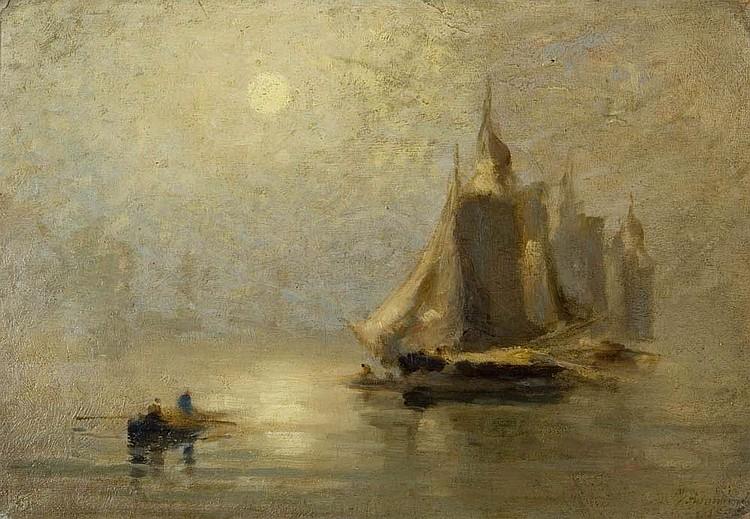 JOHN A. HAMMOND RCA OSA (1843-1939)