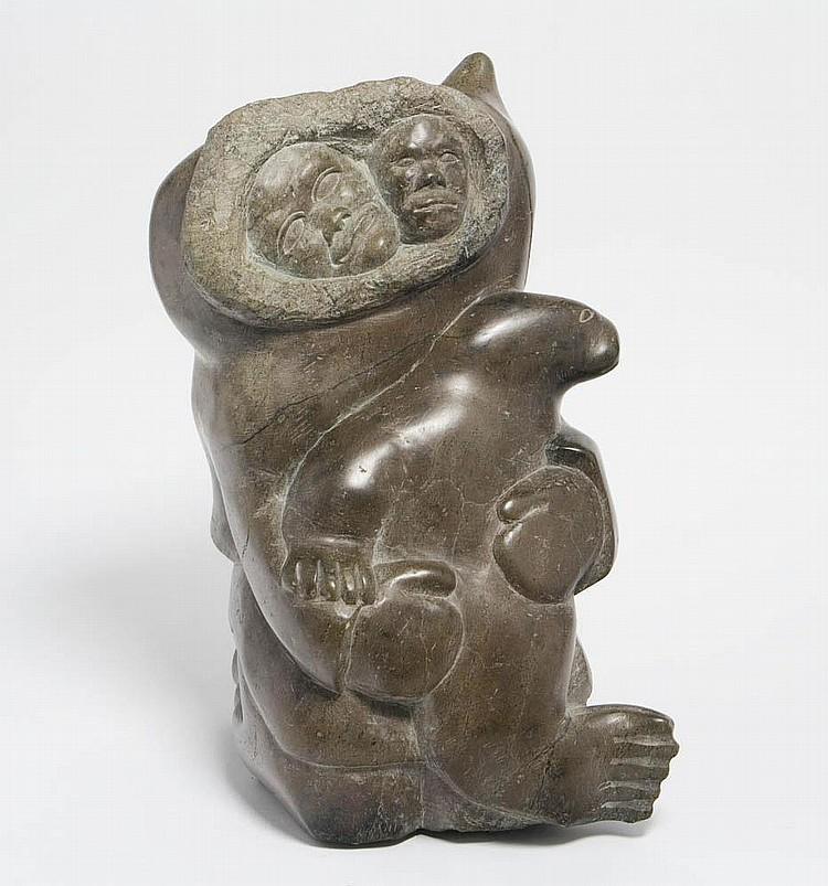 AQJANGAJUK (AXANGAYU) SHAA (1937- )