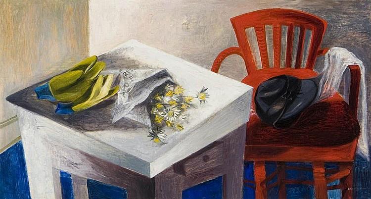 GHITTA CAISERMAN-ROTH RCA (1923-2005)