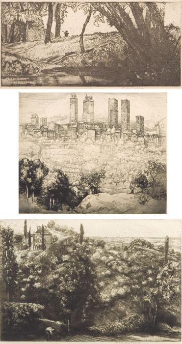 DONALD SHAW MACLAUGHLAN ANA, SAE (1876-1938)