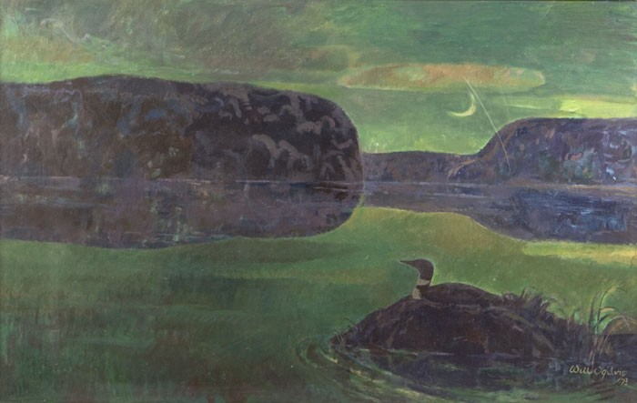 WILLIAM ABERNETHY OGILVIE ARCA (1901-1989)