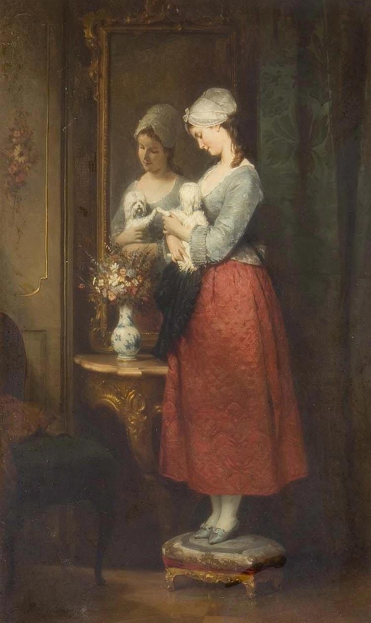 ROBERT JULIUS BEYSCHLAG (1838-1903)