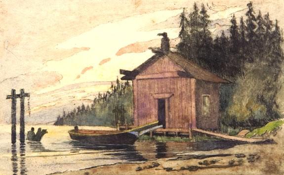 JAMES JERRIS BLOMFIELD OSA (1872-1951)