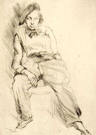 DOROTHY AUSTIN STEVENS RCA, OSA (1888-1966)