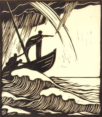 THOREAU MACDONALD CGP (1901-1989)