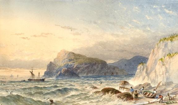 william nichol cresswell rca, osa (1822-1888)