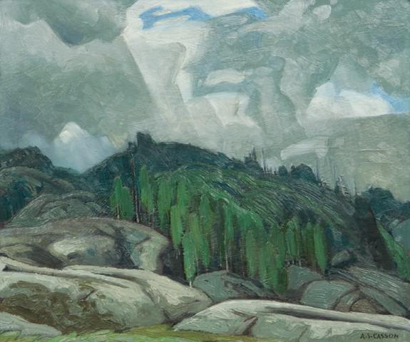ALFRED JOSEPH CASSON (1898-1992)