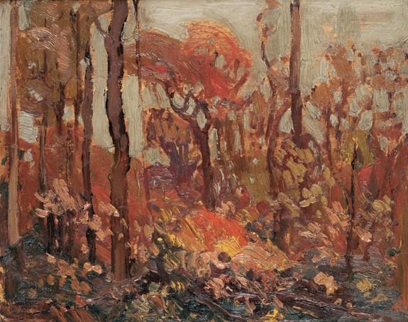 THOMAS (TOM) JOHN THOMSON (1877-1917)