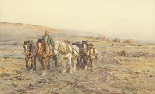 HAROLD JOSEPH SWANWICK (1866-1929)