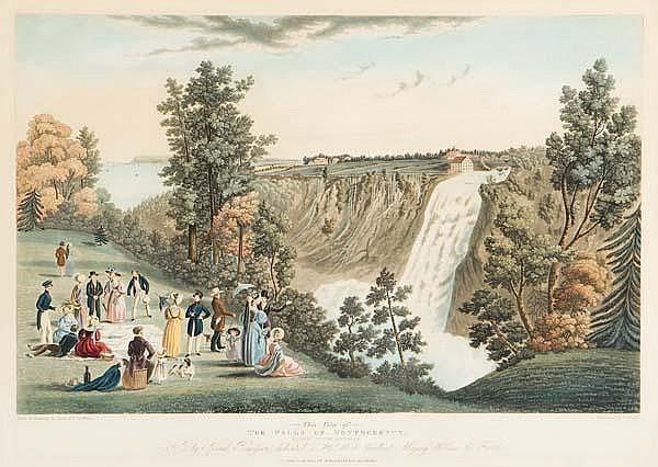 AFTER LT. COLONEL JAMES COCKBURN (1778-1847)