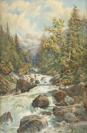 CHARLES JONES WAY RCA (1835-1919)