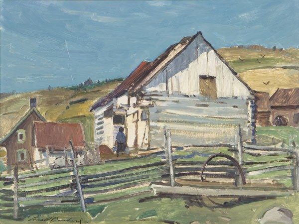 Lorne holland bouchard arca (1913-1978)