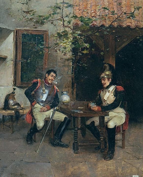 DOMINGO MUNOZ Y CUESTA (1850- C.1912)