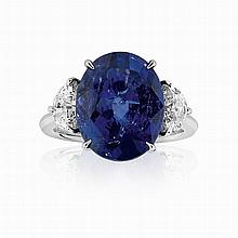 Sapphire Ring