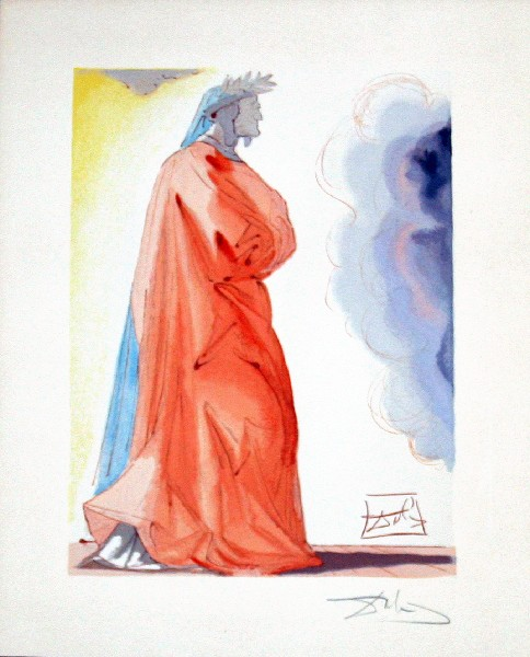 Paradise Canto 1: Dante from Divine Comedy