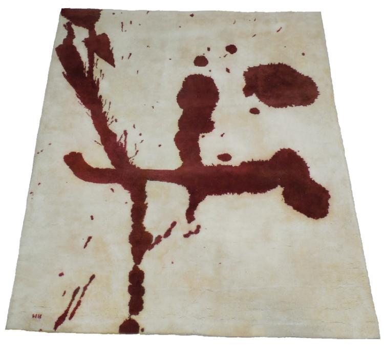 Burnt Sienna (After Robert Motherwell)