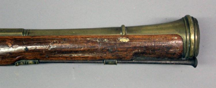 Antique Belgian or Dutch Tower Gun/Blunderbuss – From the John