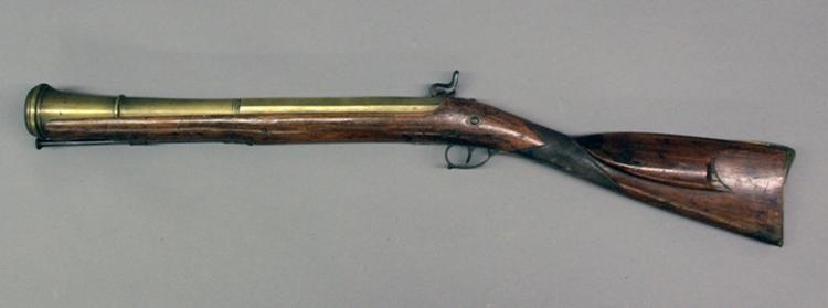Antique Belgian or Dutch Tower Gun/Blunderbuss – From the