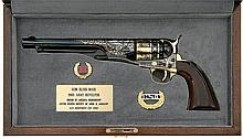 Model 1860 Army God Bless Dixie Revolver