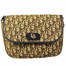 Vintage Christian Dior Trotter Hand Bag
