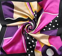 Designer Silk  Scarf