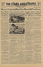 STARS AND STRIPES Newspaper Dated, March 26 1943