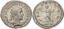 Ancient Roman Philip I the Arab Coin