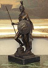 Glorious Bronze Sculpture Spartcus
