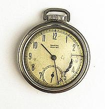 Men's Antique Westclox Pocket Ben Pocket Watch